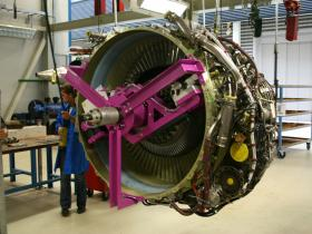 Motor arm hydraulisch