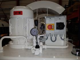 Power unit NY wheel