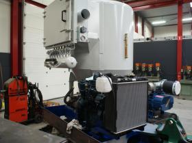 Airpress machine